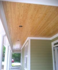 Porch Roof